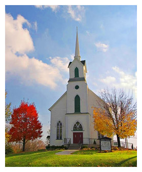 Zion Reformed Church (PCA), Winesburg, Ohio